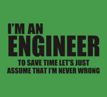 Engineer Funny T shirt Engineers are never wrong T shirt Shirt Funny Tees by beardburger