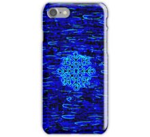 The Deep Blue by Nikki Ellina iPhone Case/Skin