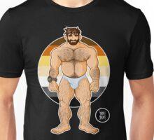 ADAM LIKES UNDERWEAR - BEAR FLAG VERSION Unisex T-Shirt
