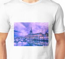 Marine station of Sochi Unisex T-Shirt