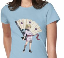 temari Womens Fitted T-Shirt