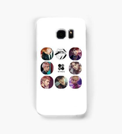 BTS - Wings Samsung Galaxy Case/Skin