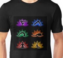 yoga and meditation  Unisex T-Shirt