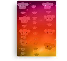 Koala Sun / Day  Canvas Print