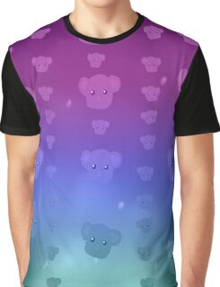 Koala Moon / Night Graphic T-Shirt