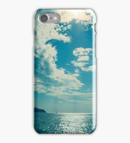 Santorini 11 iPhone Case/Skin