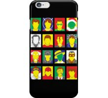 Faces of Carrey iPhone Case/Skin