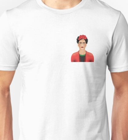 Frida Kahlo - Mexican Painter  Unisex T-Shirt