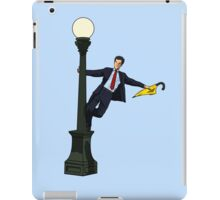 How I Met Your Mother in the Rain iPad Case/Skin