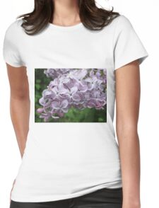 Lilac Beauty Womens Fitted T-Shirt