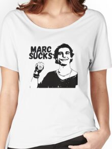 Empire Records Marc Sucks Women's Relaxed Fit T-Shirt