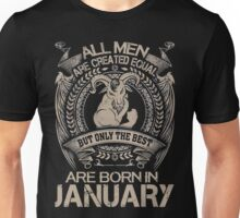Gift Christmas - The best are born in January Shirt Unisex T-Shirt