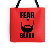 FEAR THE BEARD BRETT KEISEL Soft T-Shirt STEELERS FOOTBALL TEE N F L Pittsburgh Tote Bag