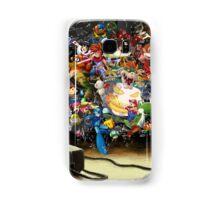Super Nintendo Mashup! Samsung Galaxy Case/Skin