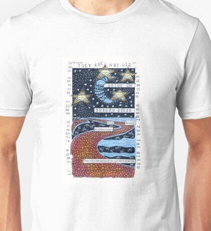 Big Dragon Dreams Unisex T-Shirt