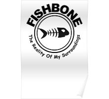 Fishbone The Reality of My Surroundings Rock Black Hooded Sweatshirt Size S M L XL Poster