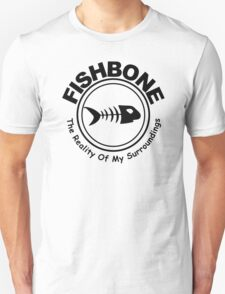 Fishbone The Reality of My Surroundings Rock Black Hooded Sweatshirt Size S M L XL Unisex T-Shirt