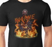 Khorne - Slayer Style Unisex T-Shirt