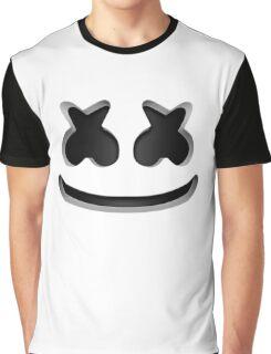 Marshmello - Helmet Graphic T-Shirt