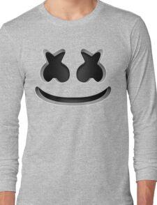 Marshmello - Helmet Long Sleeve T-Shirt