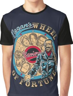 Wheel Of Fortune Graphic T-Shirt