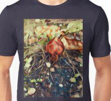 Colorful funny Mushroom / Farbenkräftiger lustiger Pilz  Unisex T-Shirt