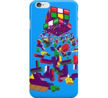 The God Cube iPhone Case/Skin
