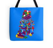 The God Cube Tote Bag