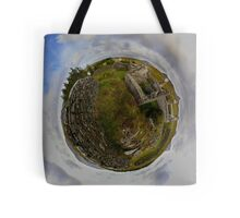 Ruins at Cashelnagor, County Donegal, Ireland Tote Bag