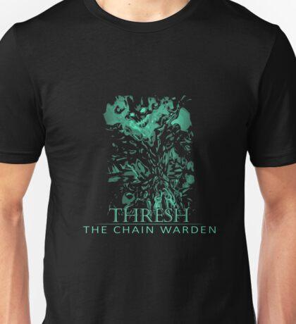 Thresh the chain warden t-shirt Unisex T-Shirt