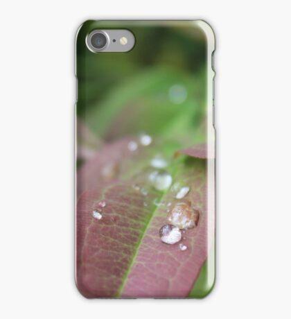 Nature leafs iPhone Case/Skin