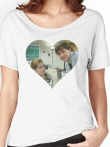 Jim and Pam Women's Relaxed Fit T-Shirt