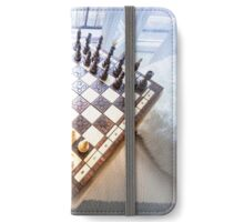 Chess iPhone Wallet/Case/Skin
