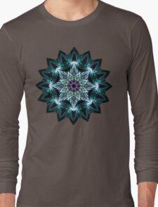 Fractal Mandala  Long Sleeve T-Shirt