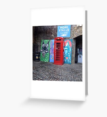 Unique Camden Greeting Card