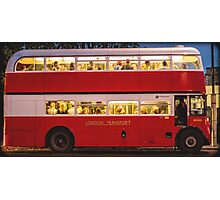 London transport Photographic Print