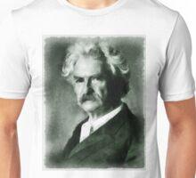 Mark Twain Author Unisex T-Shirt