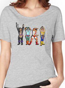YMCA He-Man Women's Relaxed Fit T-Shirt