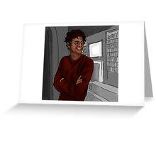 James Potter Greeting Card