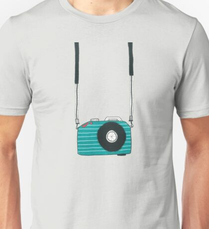 Hanging Camera 4 Unisex T-Shirt
