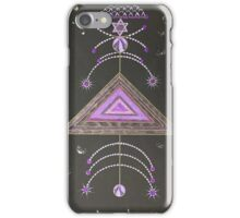 Traveling Triangle iPhone Case/Skin