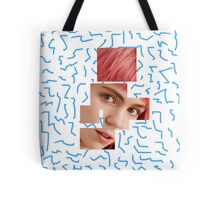 Fragmented Grimes Tote Bag