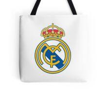 real madrid Tote Bag
