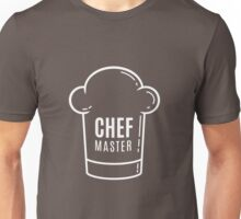 Chef Master Unisex T-Shirt