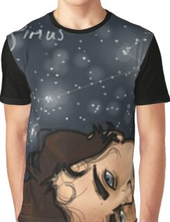 Sirius Black is a Star Graphic T-Shirt