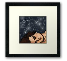 Sirius Black is a Star Framed Print
