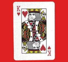 King of Hearts by shirtual