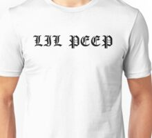 LIL PEEP 1.0 Unisex T-Shirt