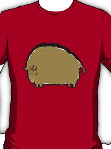 big brown bison T-Shirt