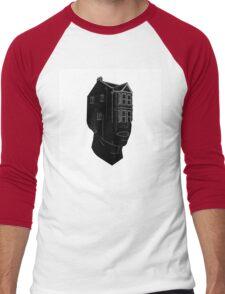 Head House 2.0 Black Men's Baseball ¾ T-Shirt